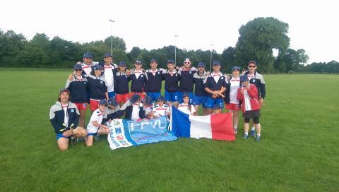 L'équipe de France presque au complet